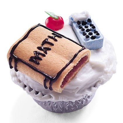 Mini Book Cupcake Recipe