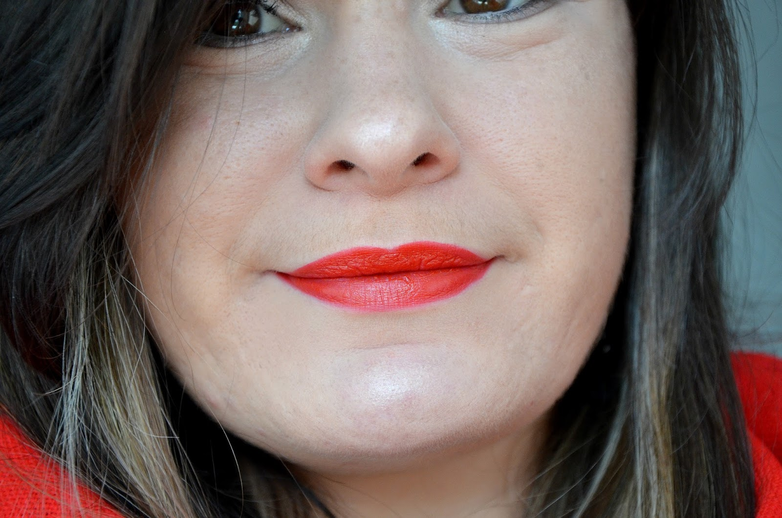 Monday Shadow Challenge bouche rouge The Red Sephora