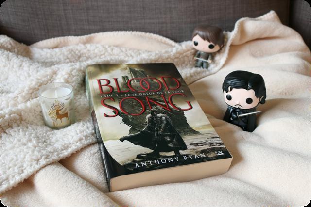 Blood Song, tome 2 : Le Seigneur de la Tour d'Anthony Ryan