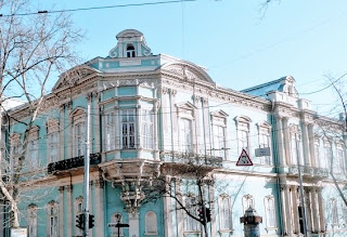 Одеса. Музей східного і західного мистецтва