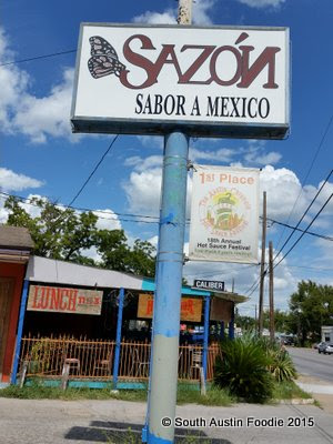Sazon on South Lamar
