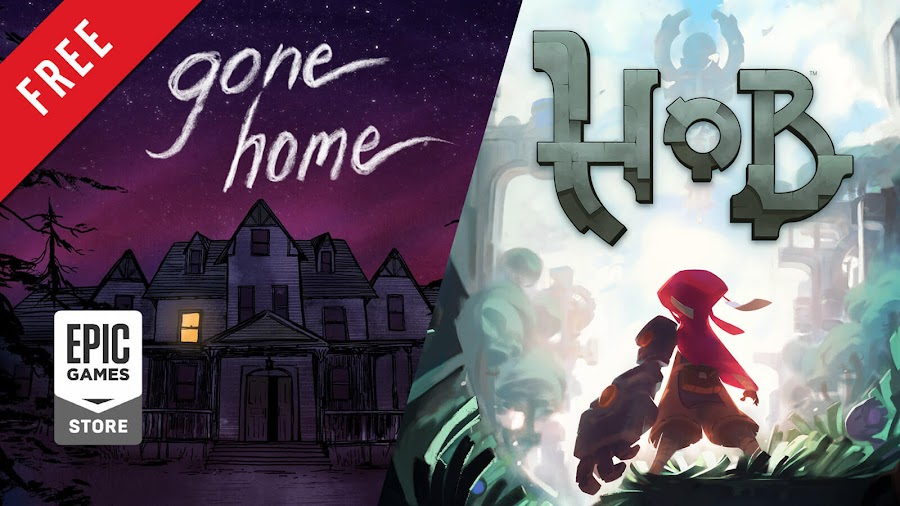 gone home hob free pc epic games store first-person exploration experience action-adventure game runic games perfect world entertainment the fullbright company tiny build games