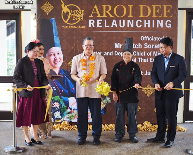 Aroi Dee Thai Restaurant - Official Relaunching