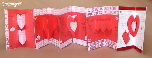 Noviazgo Y Matrimonio Tarjetas Pop Up San Valentin