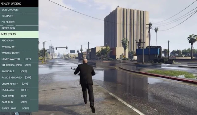 Script Hook V dan Native Trainer Mod GTA 5 terbaik