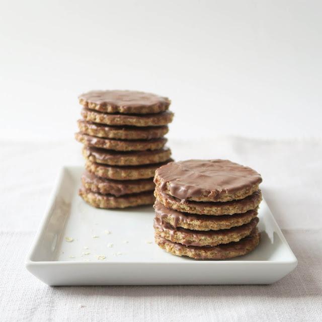 Kekse, die nach Erinnerungen schmecken: Digestives | pastasciutta.de