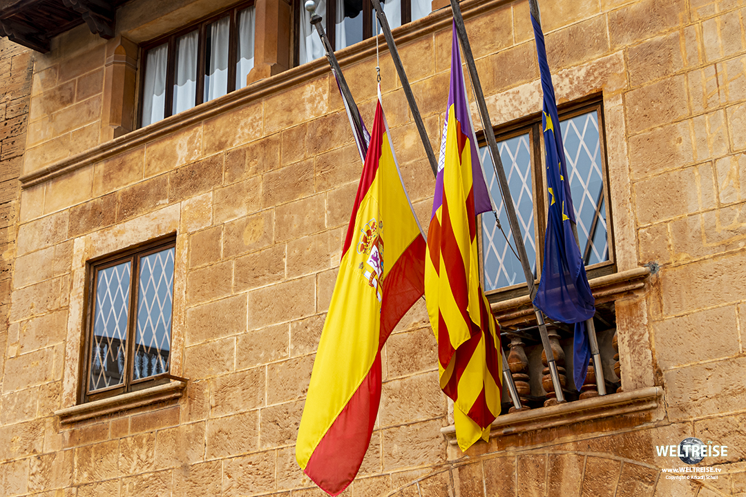 Campos Mallorca www.WELTREISE.tv
