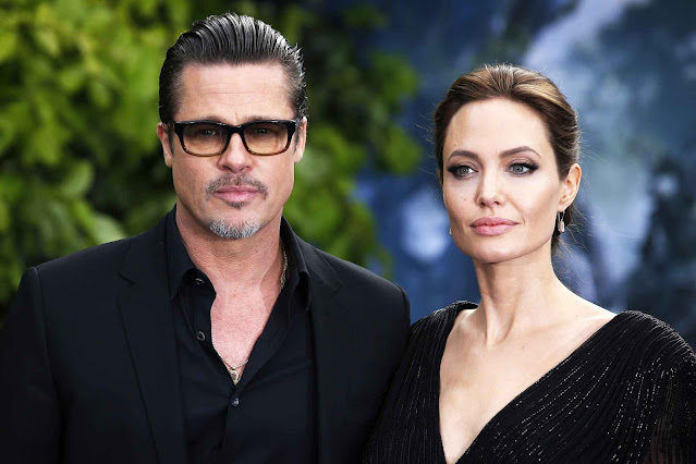 I had to separate- Angelina Jolie Discloses Fearing for Her Family's Safety While Married to Brad Pitt