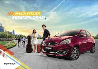 Brosur Mitsubishi New Mirage 2016