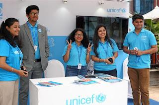 UNICEF India partnered with Facebook