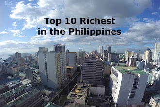 Top 10 Richest in the Philippines