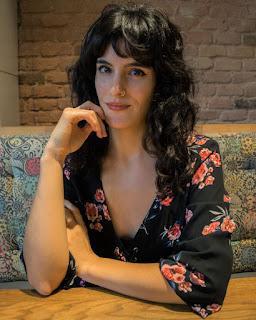 Virginia Alvarado, autora de Ediciones Atlantis
