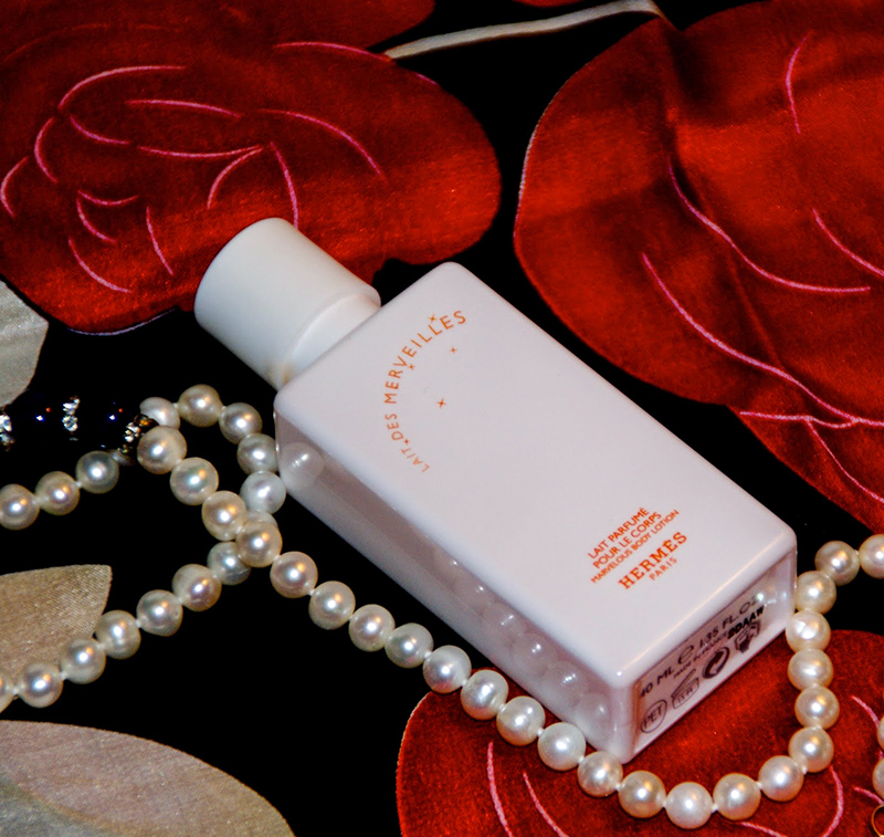 Hermes body lotion