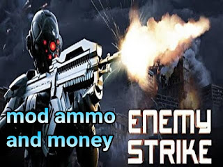 Enemy Strike Epic FPS Mod Apk Unlimited Money Ammo V1.6.Terbaru