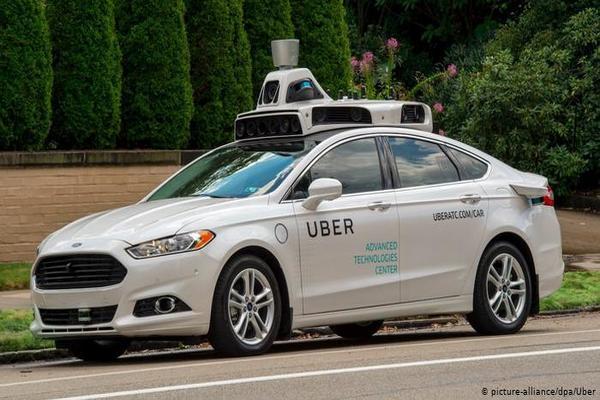 السجن لمهندس لدى جوجل باع أسرار لـ UBER خاصة بالسيارات ذاتية القيادة