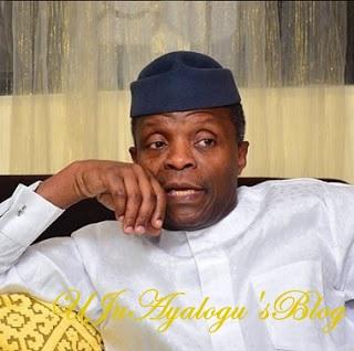 IMPEACHMENT: Tension As Presidency, Federal Executive Council DISOWN Osinbajo
