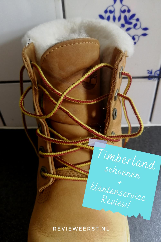 Timberland schoenen review