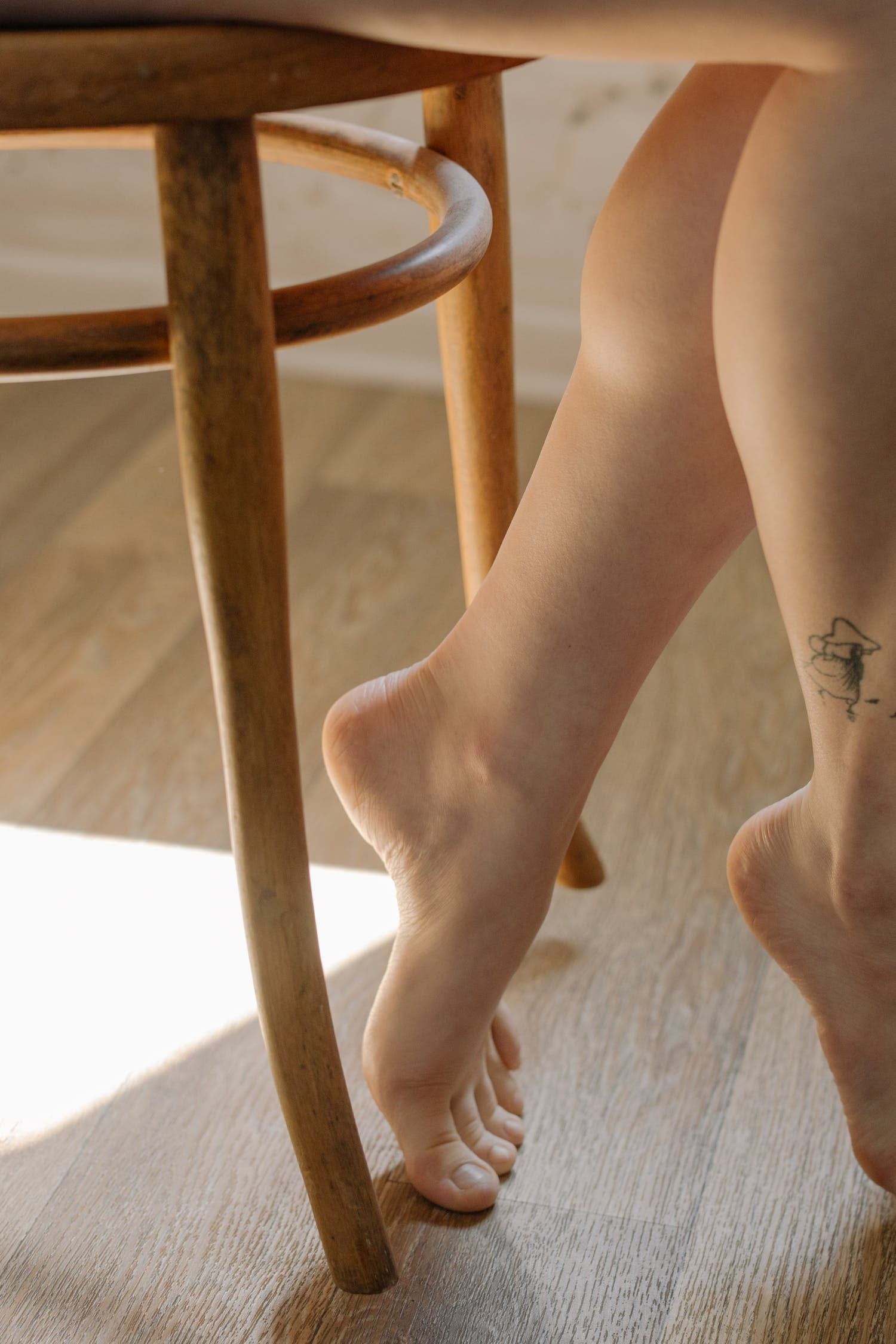 Tip for Healing Cracked Heels!!