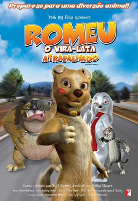 Roadside Romeo 2008 Hindi 720p DVDRip 900MB ESub.