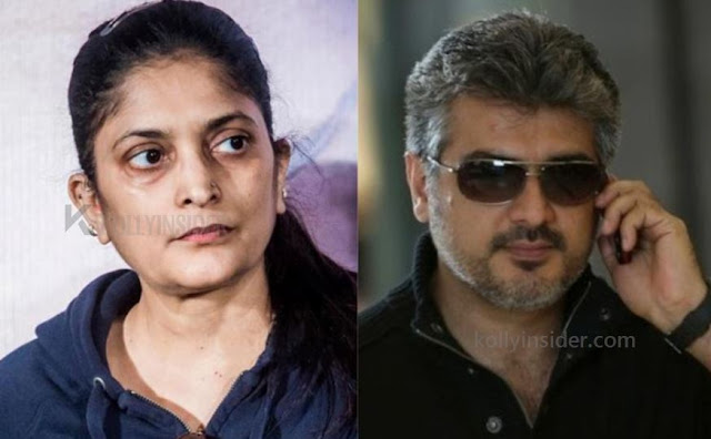 Ajith impressed with Sudha Kongara
