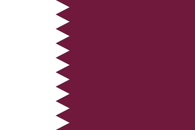 Bendera Qatar