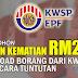 Cara Mohon/Tuntut Bantuan Kematian RM2,500 Dari KWSP Yang Ramai Tak Tahu