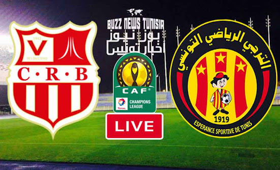 Watch Match Chabab Belouizdad vs Esperance de Tunis Live Streaming