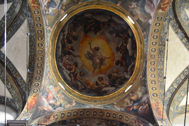 San Giovanni Evangelista Parme
