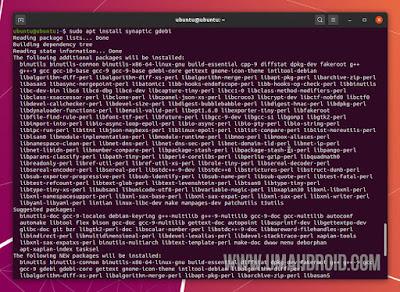 Aplikasi Wajib Ubuntu 20.04 LTS