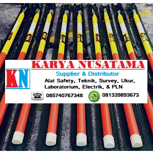 Ready Telescopic Hot Stick Ritz 20kv 10,5mtr di Surabaya
