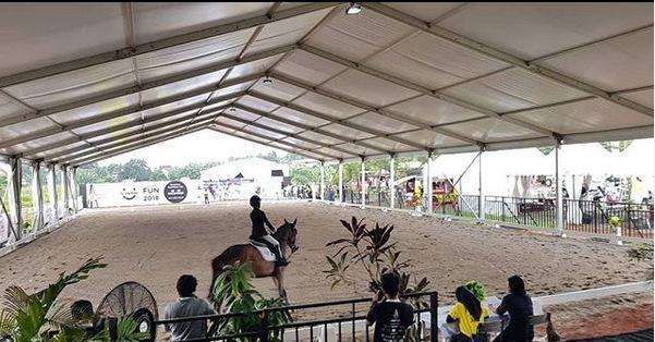 tempat pacuan kuda tangsel