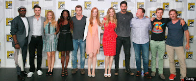 Comic Con San Diego 2013 True Blood