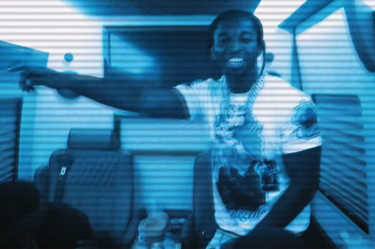 Watch: Pop Smoke - The Woo Featuring 50 Cent And Roddy Ricch