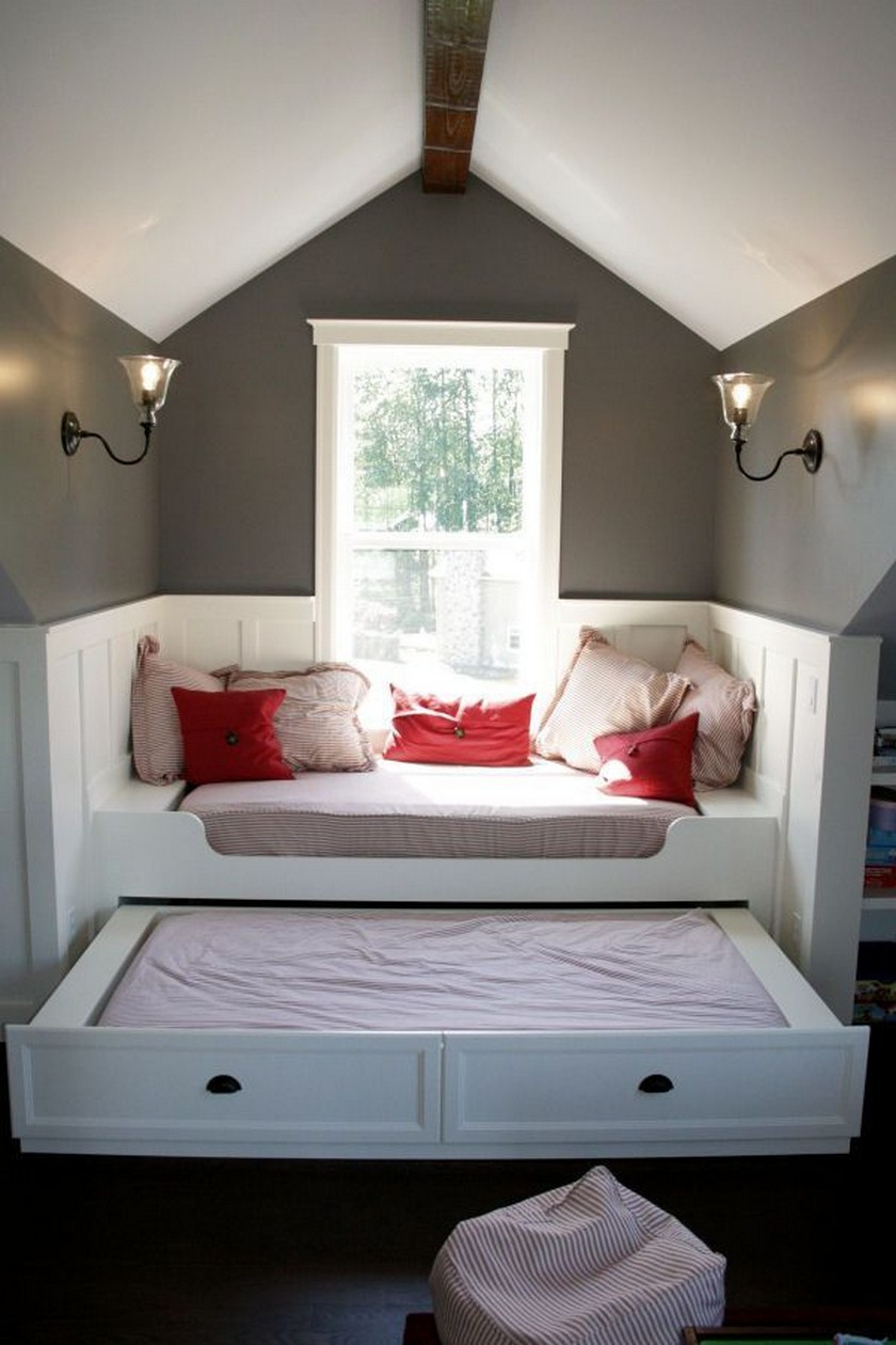 Prodigious Composition Inspiration of Attic That You Must See