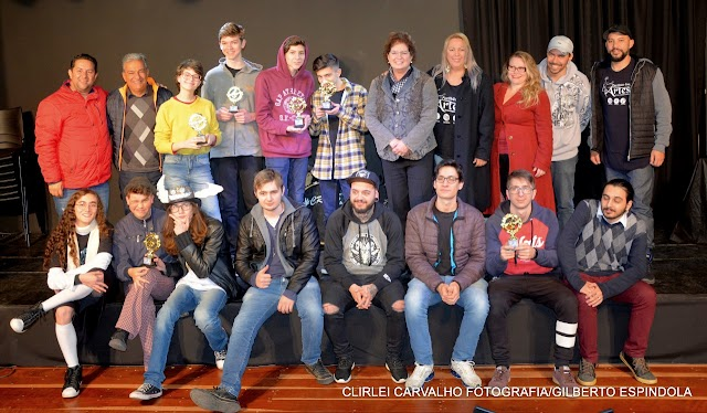 Aconteceu neste fim de semana o 1º Concurso de Música Escola Pavilhão das Artes