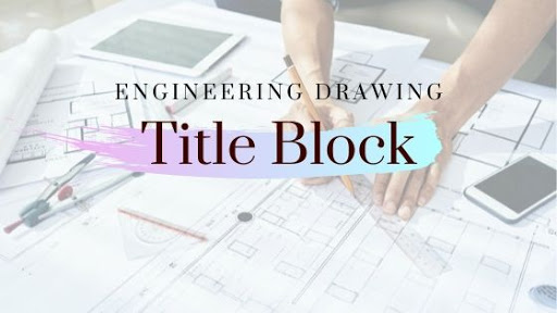 How to draw a Title Block in Civil Engineering Drawing?