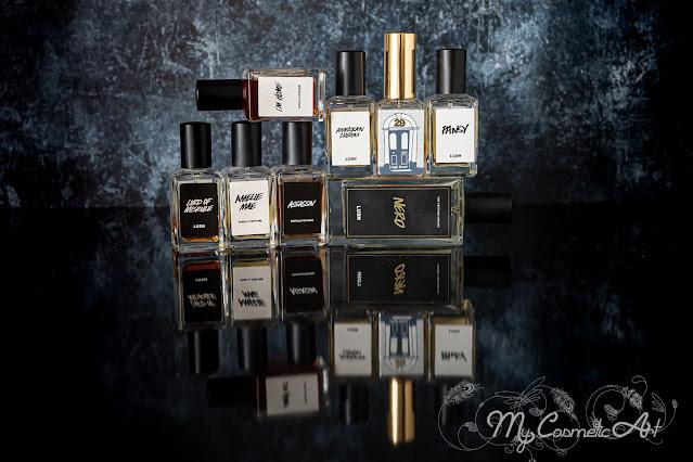 Los mejores perfumes de Lush