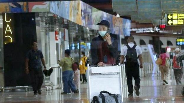 Eh… Ada 153 WNA Tiongkok Tiba di Bandara Soetta