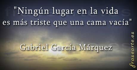 Frases famosas Gabriel García Márquez