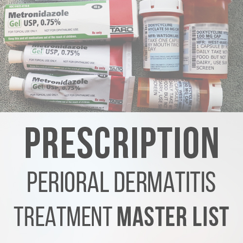 Guide to Perioral Dermatitis Part 2 - Treatments :: POD ...