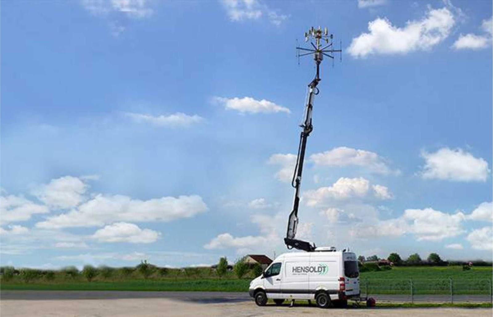 Jerman mengembangkan radar untuk mendeteksi pesawat tempur siluman