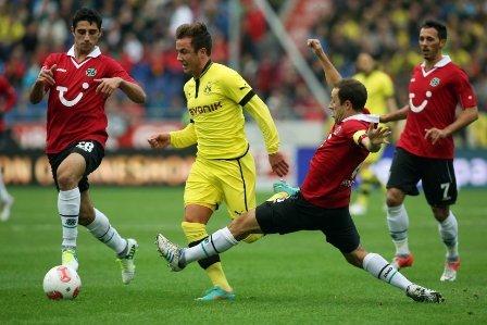 Prediksi Bola Hannover vs Borussia Dortmund Liga Jerman