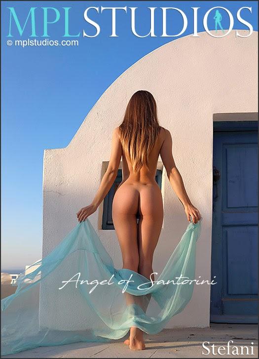 [MPLStudios] Stefani - Angel Of SantoriniReal Street Angels