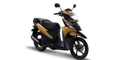 Review Produk Motor Matic Suzuki Terbaru dan Kisaran Harganya