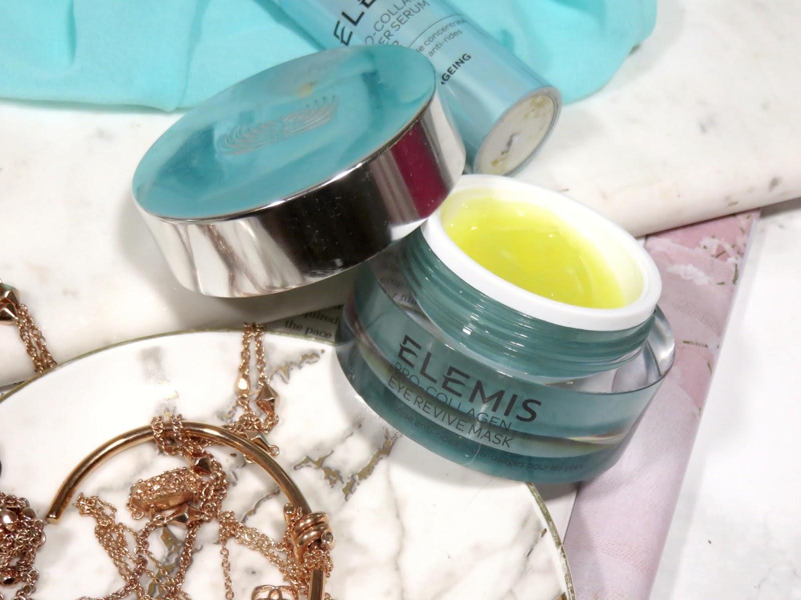 Elemis Pro-Collagen Eye Revive Mask Review