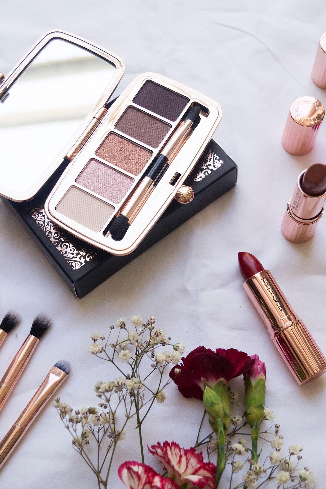 Makeup Revolution Renaissance Palette Nigh