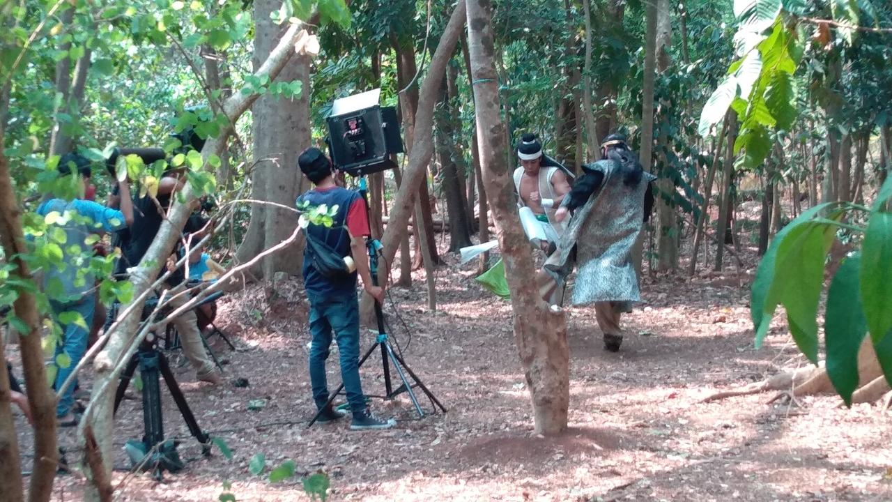 Lokasi Syuting Sinetron Ali MNCTV
