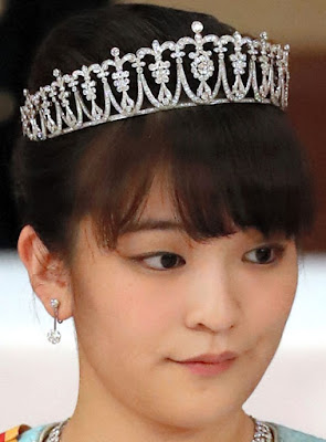 diamond tiara princess maka akishino japan