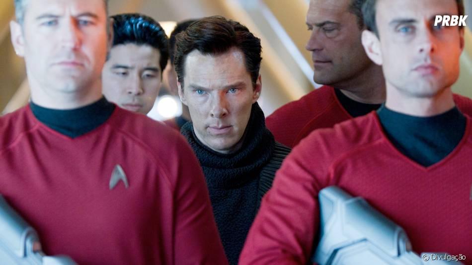 Benedict Cumberbatch como Khan