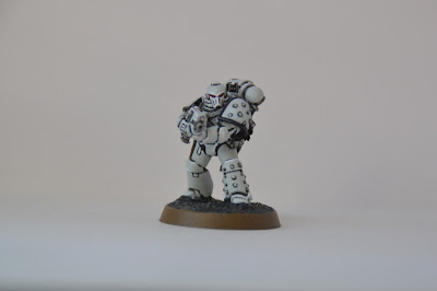 Lunar Wolves Tactical Marine